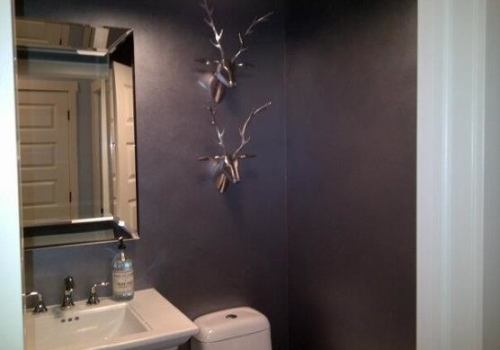 Powder Rooms & Ensuites